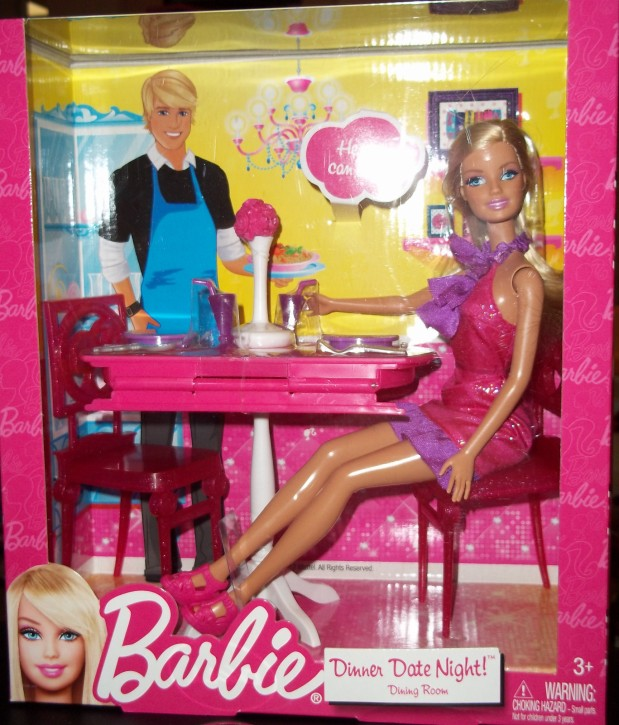 Even Barbie Has Bad Dates